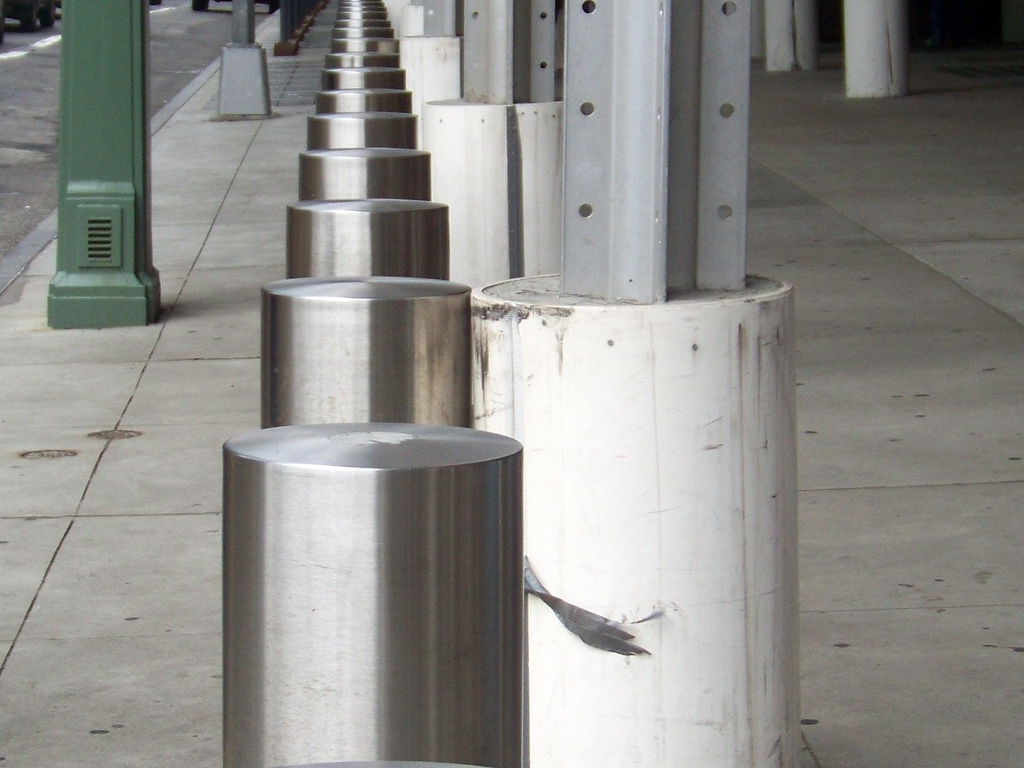 Security Bollards & Barriers Midlands