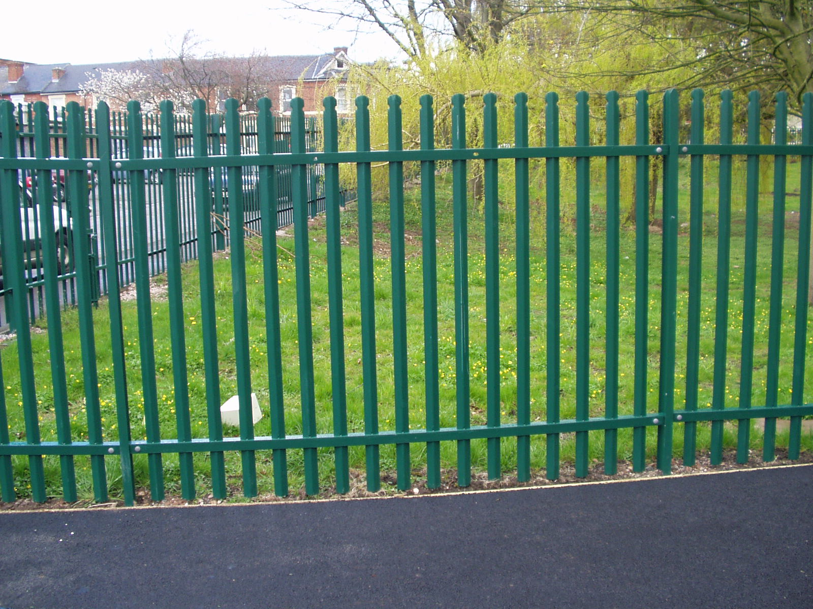Palisade Fencing Contractors Midlands