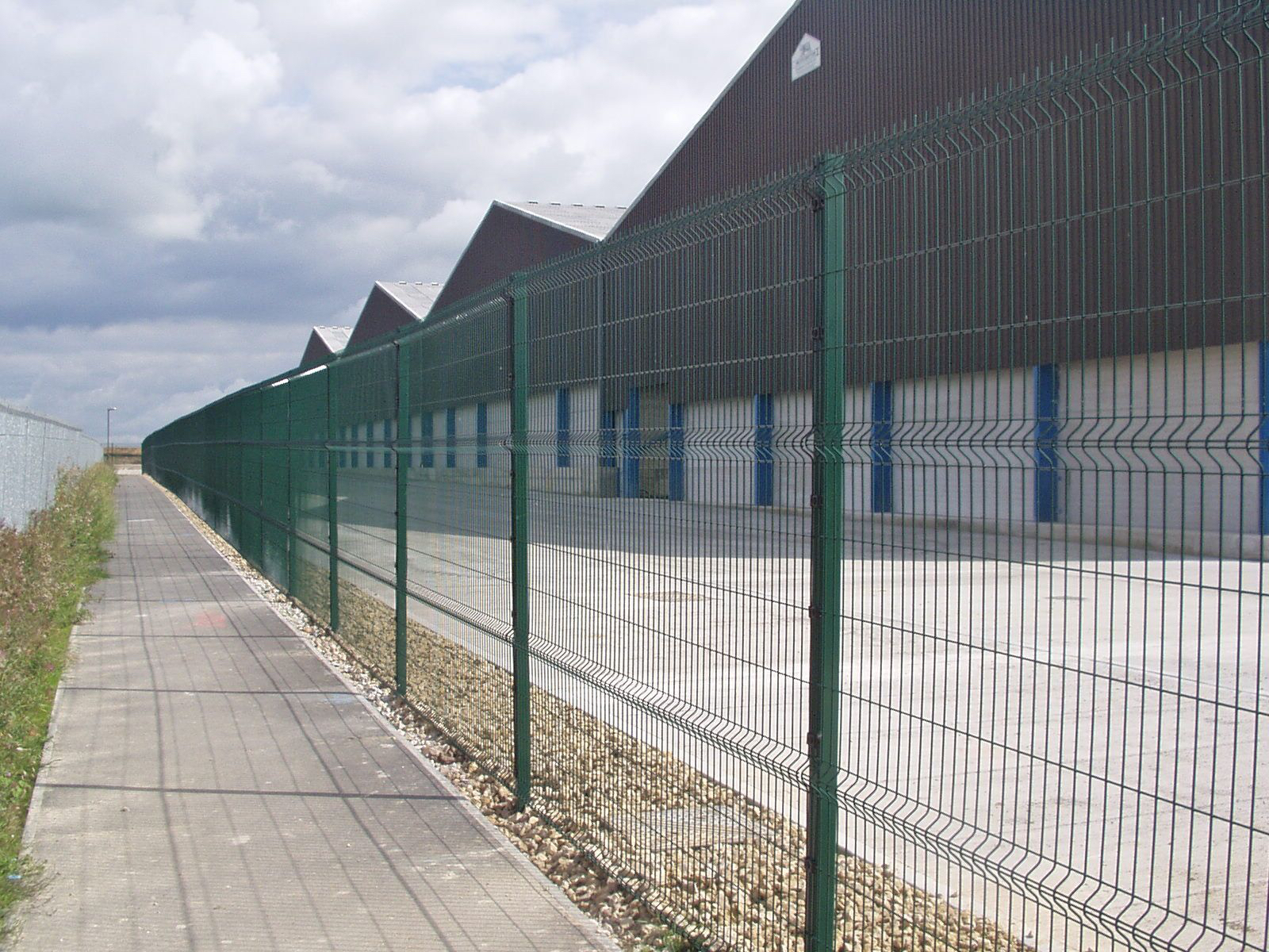 Panel Security Fencing Company