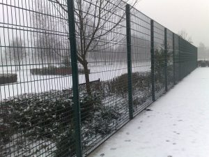 Panel Security Fencing Midlands