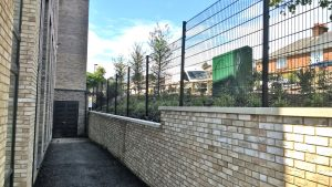Mesh Security Fencing for Business