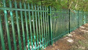 Palisade Security Fencing Derby, Chesterfield, Mansfield & Midlands