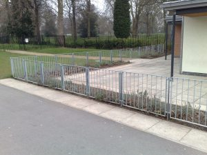 Security Railings for Local Authorities