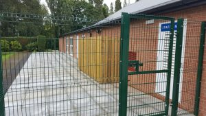 Security Panel Fence Contractors