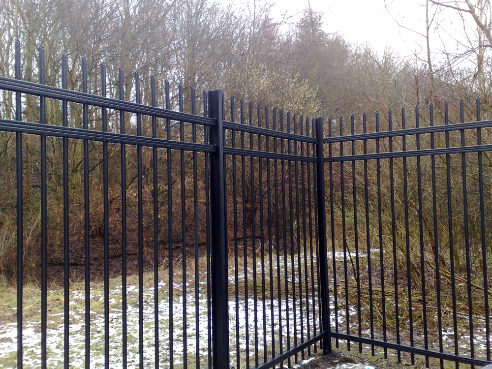 Security Railings for Homes & Business Midlands