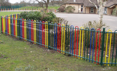 Metal Security Railings Contractors Midlands