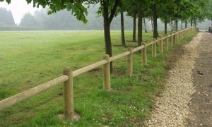Wooden & Timber Fencing Service Midlands